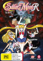 Sailor Moon R: The Movie on DVD