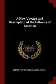 A New Voyage and Description of the Isthmus of America by George Parker Winship image