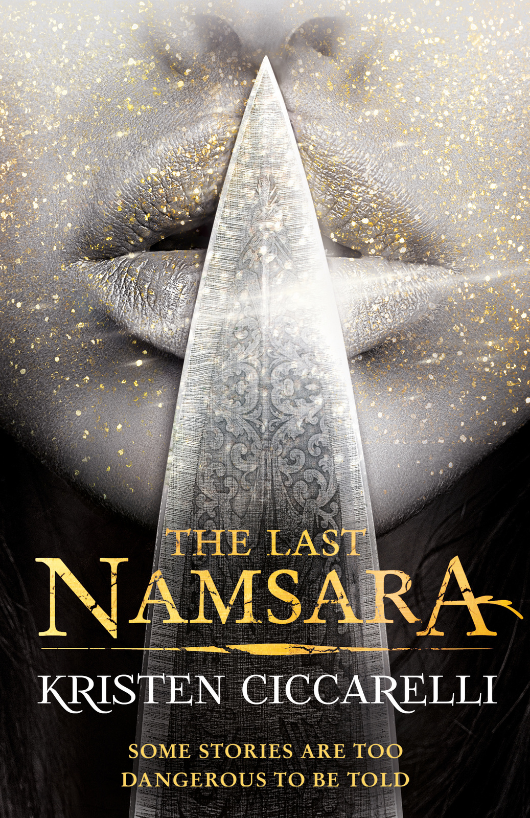 The Last Namsara by Kristen Ciccarelli image
