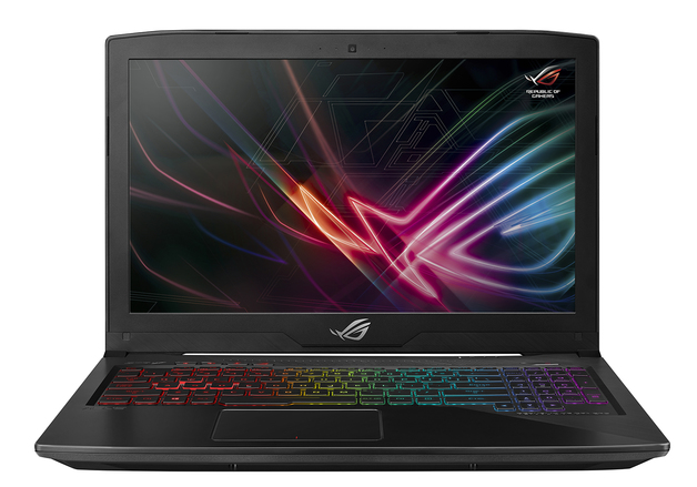 ASUS ROG Strix GL503VM-GZ159T Gaming Laptop Intel i7-7700HQ, Nvidia GTX 1060, 8GB RAM, 256GB M.2 SSD, 1TB HDD, Windows 10