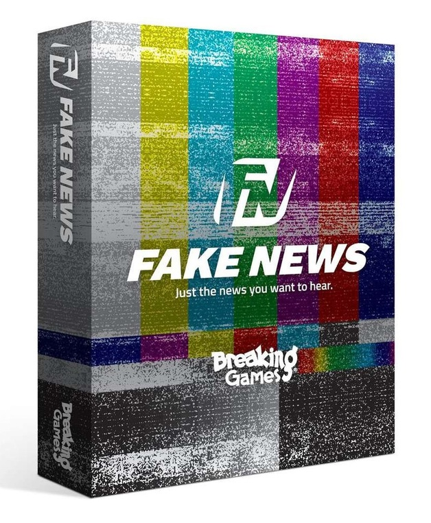 Fake News! - Party Game