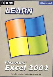 Learn Microsoft Excel 2002 image