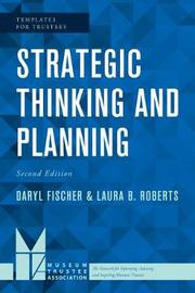 Strategic Thinking and Planning by Daryl Fischer