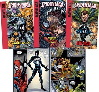 Spider-Man Set III by Fred Van Lente