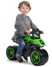 Moto: Kawasaki KX Balance Bike - Green
