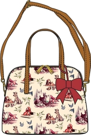 Loungefly: Lady & the Tramp - Print Mini Handbag