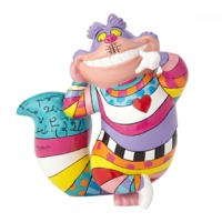 Disney Britto: Designer Figure - Cheshire Cat (Standing)