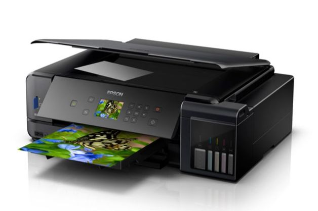 Epson Expression Premium ET-7750 EcoTank 5 Colour Multifunction Printer