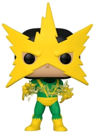 Marvel: 80th - Electro (First Appearance) Pop! Vinyl Figure image