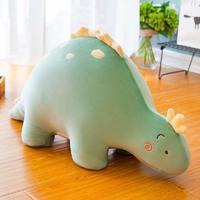 """Gorilla: Dinosaur Plush - Green (31"""")"""