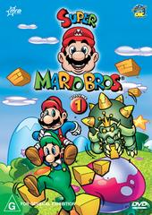 Super Mario Bros III - Volume 1 on DVD