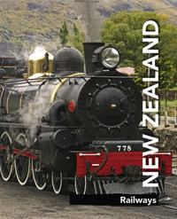 New Zealand: Railways by Wolfgang Vorbeck image