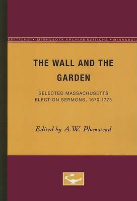 The Wall and the Garden image