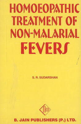 Treatment of Non-malarial Fever by S.R. Sudarshan image