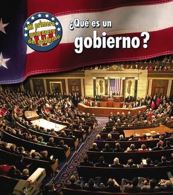Que es un Gobierno? by Nancy Harris image