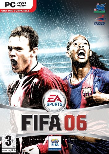 FIFA 06 for PlayStation 2