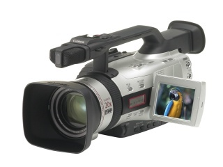 Canon XM2 Digital Video Camcorder (3CCD 20X OPT)