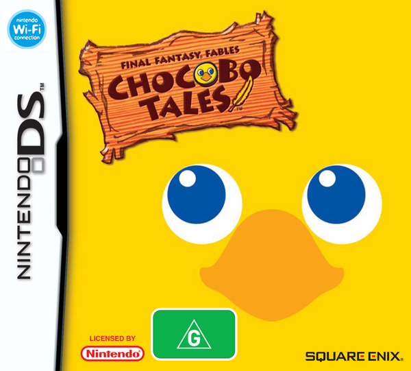 Final Fantasy Fables: Chocobo Tales for Nintendo DS