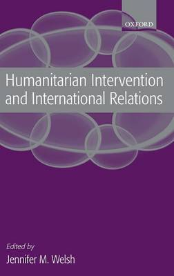 Humanitarian Intervention and International Relations image