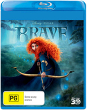 Brave 3D on Blu-ray, 3D Blu-ray