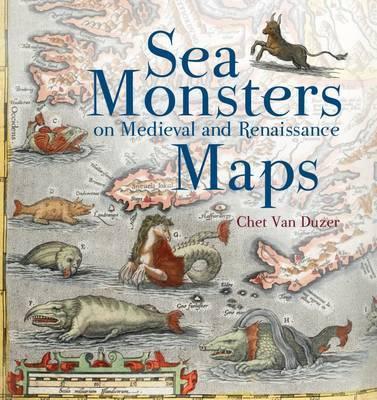 Sea Monsters on Medieval by Chet Van Duzer
