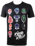 Suicide Squad In Squad We Trust T-Shirt (Large)
