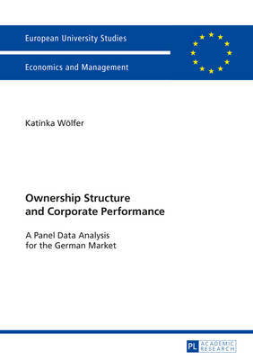 Ownership Structure and Corporate Performance by Katinka Woelfer