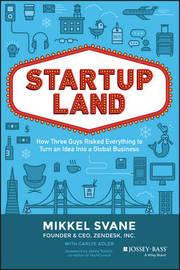 Startupland by Mikkel Svane
