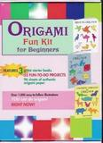 Origami Fun Kit for Beginners (3 Books + 96 Sheets Paper) by Dover