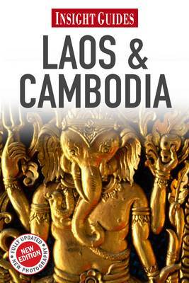 Insight Guides: Laos & Cambodia by Insight Guides image