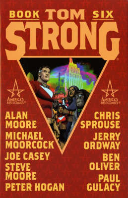 Tom Strong: Bk. 6 by Alan Moore image