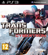 Transformers: War for Cybertron for PS3