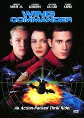 Wing Commander on DVD