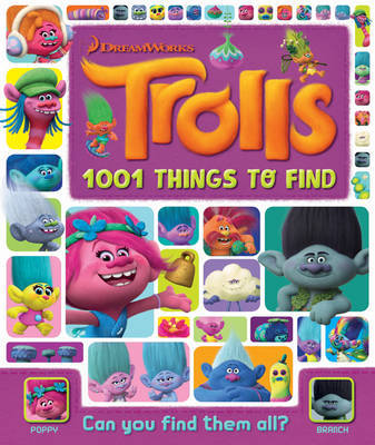 1001 Troll Things to Find image