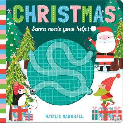 Christmas Maze Book Santa Needs Your Help! image