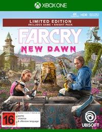 Far Cry New Dawn Limited Edition for Xbox One