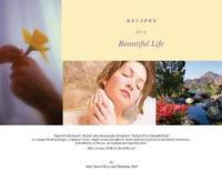 Recipes for a Beautiful Life by Julie Tanser image