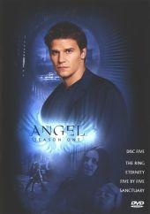 Angel Season 1 - Disc 5 on DVD