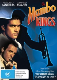 The Mambo Kings on DVD