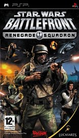 Star Wars Battlefront - Renegade Squadron (Essentials) for PSP