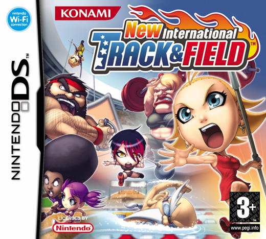 New International Track and Field for DS image