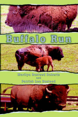 Buffalo Run by Marilyn Busteed Roberts