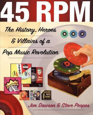 45 RPM by Jim Dawson