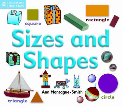 Sizes and Shapes: Bk. 1 by Ann Montague-Smith image
