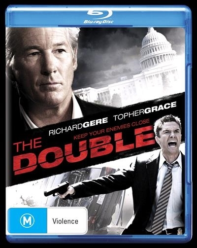 The Double on Blu-ray