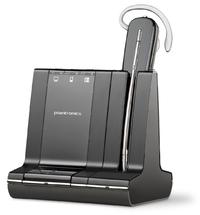 Plantronics Savi W740-M Convertible UC DECT Headset System (Microsoft)