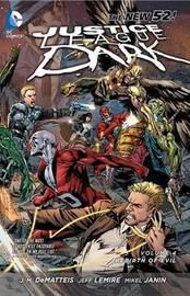 Justice League Dark Vol. 4 by Jeff Lemire
