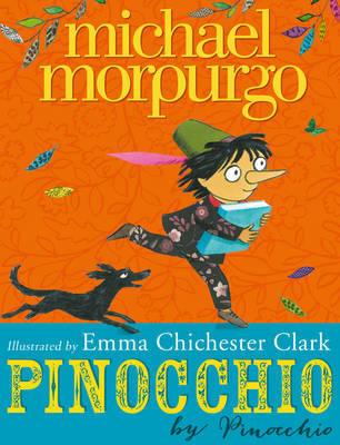 Pinocchio by Michael Morpurgo image