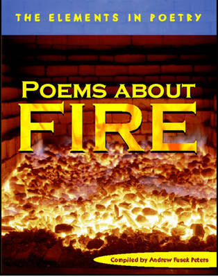Poems About Fire by Andrew Peters image