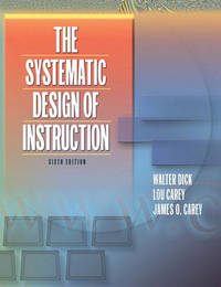 The Systematic Design of Instruction by Walter Dick image